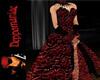 Marietta Gown Red