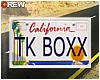 TC* Cali Plates (TK)
