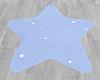 ☾ cosmic star rug