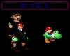 Baby Mario warmers