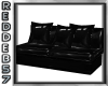 Gothic Mini Latex Couch