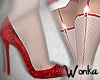 W° Miss Santa Pumps .M