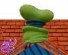 Big 3D Goofy House Top
