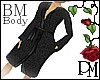 [PBM] BM Black Bath Robe