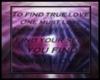 [k] True Love