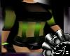 *az*rainbow-green outfit