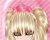 Pink Heart Tiara <3
