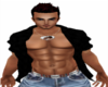 Black Muscle Plaid Shirt