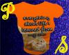Everything Tabby -Orange