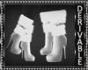 Stiletto Heel Fur Boots