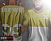 IDFWU Tee x Yellow