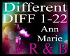 *diff - Different