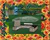 Sring garden bbq