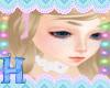 MEW flower kid necklace