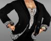 B&W Bustier & Jacket