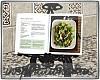 Rus: cookbook stand
