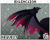 #tox: mini demon wings