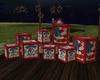 12P Patriotic Pose Cubes