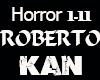 Roberto Kan Horror