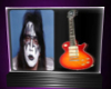 Ace Freley Guitar Pic