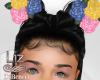 Flower hair add