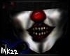 Evil Clown Mask (M)