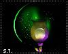 ST: Mardi Gras Lamp