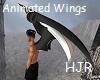 Metallic Wings Animated