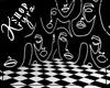 #K. Face Line Art