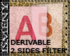 [Is] Derivable 2D Filter