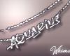 Signs Aquarius Necklace
