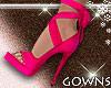 Valentines Pink Heels