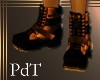 PdT Gnarly Boots Brown M