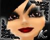 Starlet Makeup - smokey