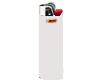 EA' BIC Lighter White