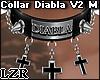 Collar Diabla V2 M