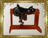 SB~ Fancy Saddle & Stand