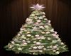 XMas Tree Pink + Star