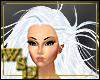 Beyonce Hair Ice White