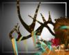 *SIX* ChocoMoose Antlers