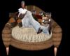 Horse Chair