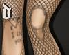 Ripped Stockings RLS