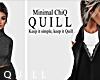 Q U I L L + S O L O