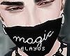 £ - Mask magic