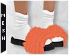 [MESH] Fuzzy Slippers