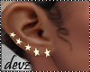 ! Star Earrings