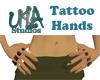 My tattooed hands