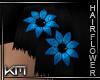 +KM+ HairFlower Blue