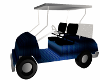 Animated Golf Cart