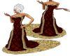 Queen of Hearts Gown